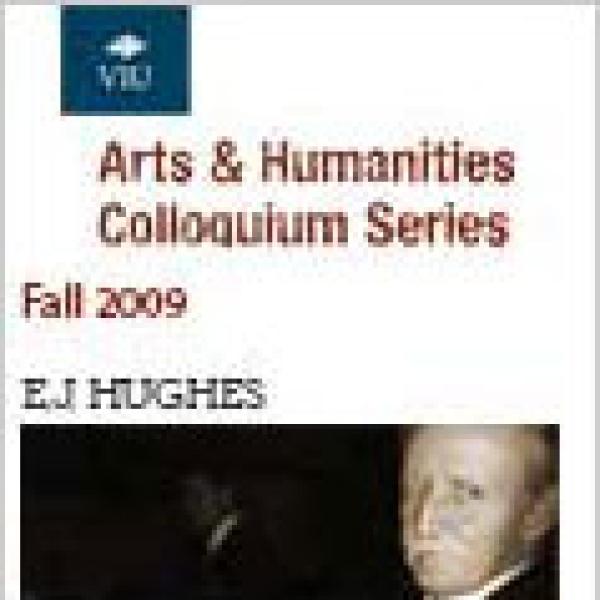 Fall 2009 Colloquium Series Poster