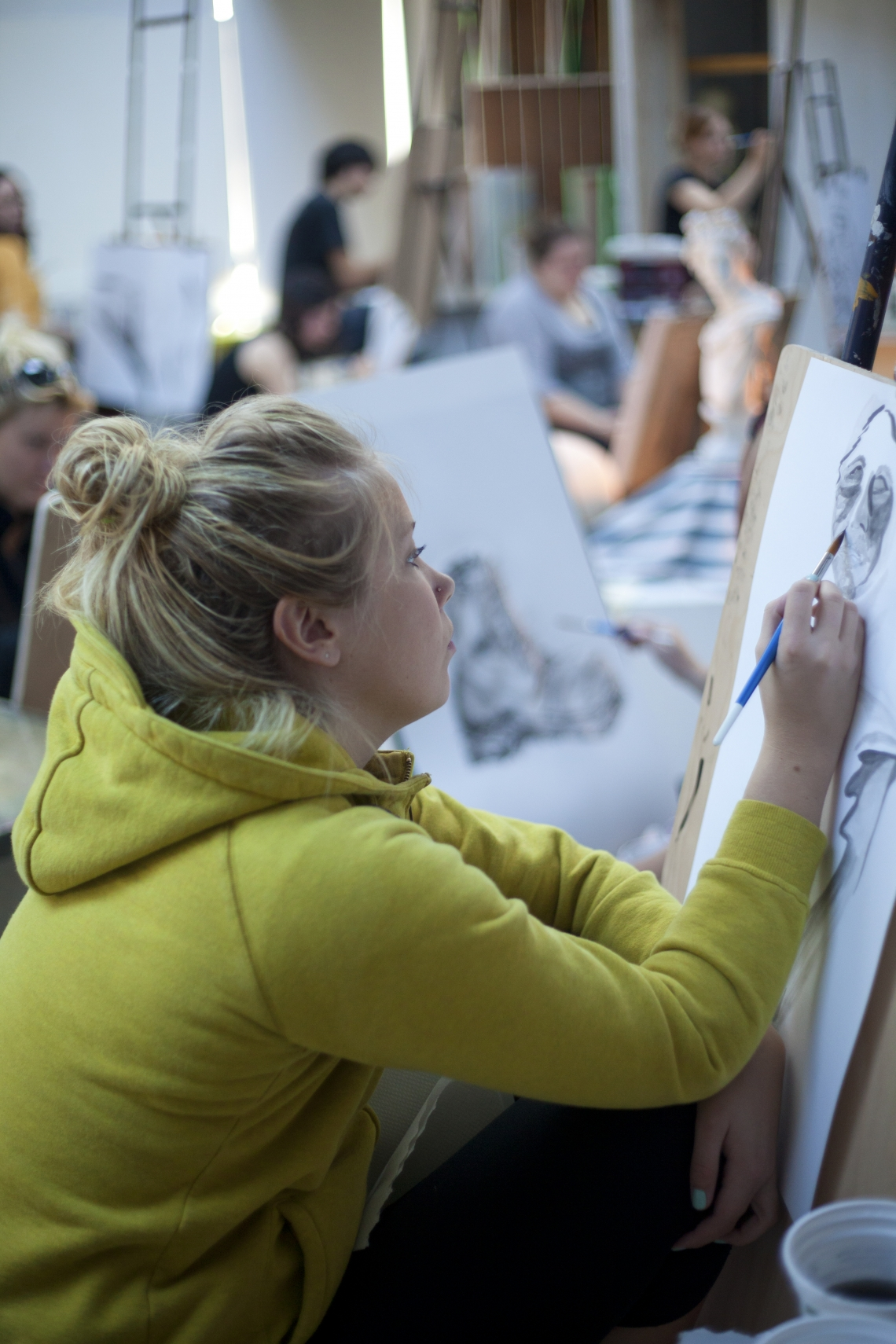 VIU Visual Arts Portfolio Night