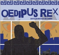 Oedipus Rex Poster, Spring 2019 Production
